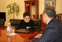 Ալեքս Սահակյանը՝  Անդրանիկ Մարգարյանի հիշատակին նվիրված  շախմատի 8-րդ մրցաշարի հաղթող