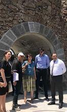 Սյունիքի մարզպետ Կարեն Համբարձումյանը ծանոթացավ «Գորիսը՝ 2018թ. ԱՊՀ մշակութային մայրաքաղաք» ծրագրի նախապատրաստական աշխատանքներին