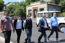 Գորիսը հավակնում է դառնալ Հայաստանի կարևոր մշակութային կենտրոններից մեկը․ Սուրեն Պապիկյանը Սյունիքի մարզում է